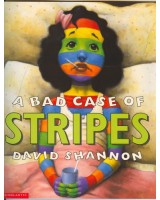 A dab case of stripes