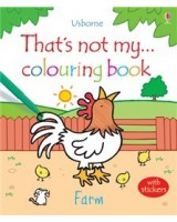 That's not my colouring book farm