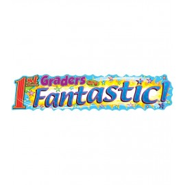 1st Graders are Fantastic! Banner
