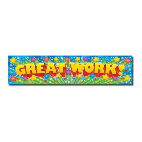great work giant banner english wooks