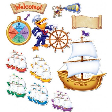 Set sail for learning CTP1485