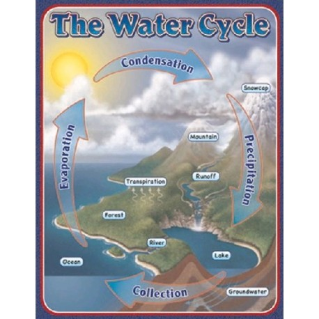 Water Cycle CD114053
