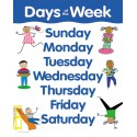 Days of the week CTP5674