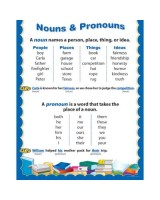 Nouns and pronouns CTP5702