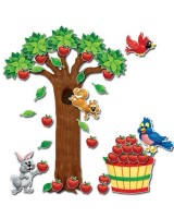 Apple tree bulletin board CTP4042