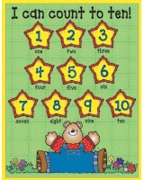 Numbers 1-10 I can count to ten