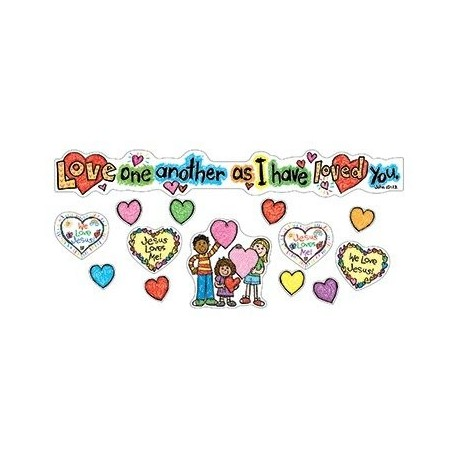 Love One Another Mini Bb Set