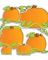 Pumpkin Patch Accent Punch-Outs