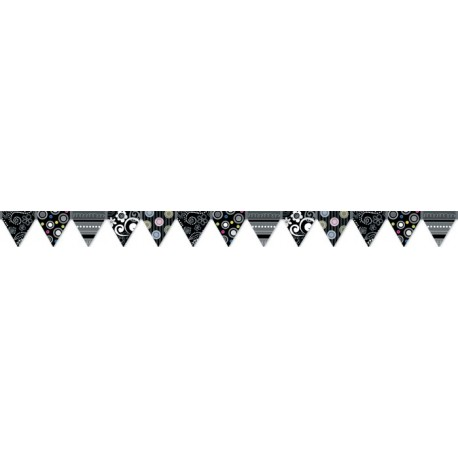 BW Collection Pennant Border