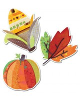 "Autumn Harvest 10"" Jumbo Designer Cut-Outs"