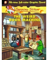 Geronimo Stilton - The weird book machine