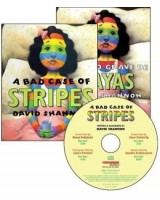 A bad case of stripes  + CD