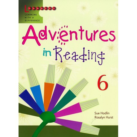 Adventures in reading 6