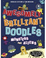 Monsters and Aliens (Awesomely Brilliant Doodles)
