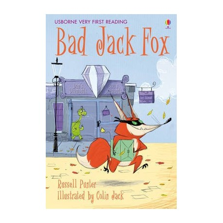Bad Jack Fox (Usborne Very First Reading)
