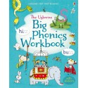 Big phonics workbook with stickers
