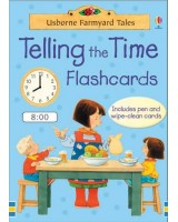 Farmyard Tales telling the time flash Cargs (flashcards)