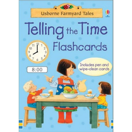 Farmyard Tales telling the time