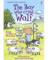 The boy who cried the wolf