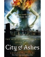 City of Ashes (Mortal instruments 2)