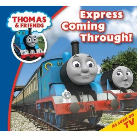 Thomas and friends Express coming Through