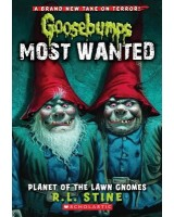 Goosebumps Most Wanted 1: Planet of the Lawn Gnomes