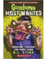 Goosebumps - Most Wanted 6: Creature Teacher