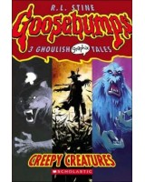 Goosebumps - Creepy Creatures (Graphix 1)