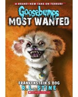 Goosebumps - Most wanted 4: Frankenstein's dog