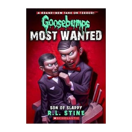 Goosebumps Most Wanted 2: Son of Slappy