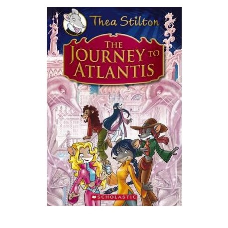 Thea Stilton: the journey of atlantis
