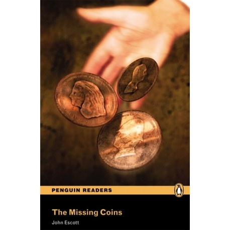 The missing coins + CD (level 1)
