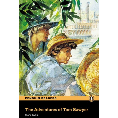 The adventures of Tom Sawyer + CD (Level 1) - English Wooks