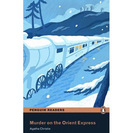 Murder on the Orient Express + CD (Level 4)