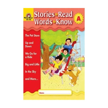 Stories to read words to know A
