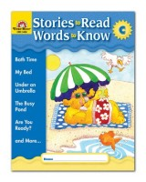 Stories to read words to know C
