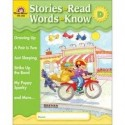 Stories to read words to know D