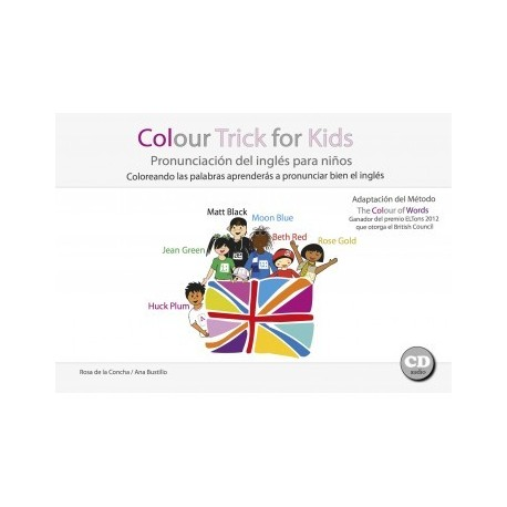 Colour trick for kids