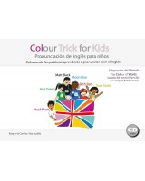 Colour trick for kids (+ lápices de colores)