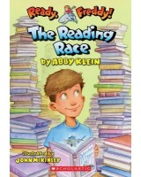 The reading race (Ready, Freddy book 27)