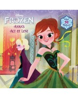 Anna's act of love / Elsa's icy magic (Frozen)