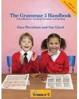 The grammar 3 Handbook Jolly Phonics