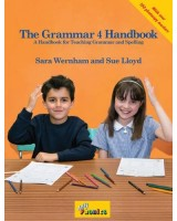 The Grammar Handbook 4 Jolly Phonics