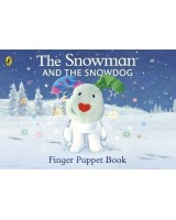 The snowman and the snowdog - finger puppet book