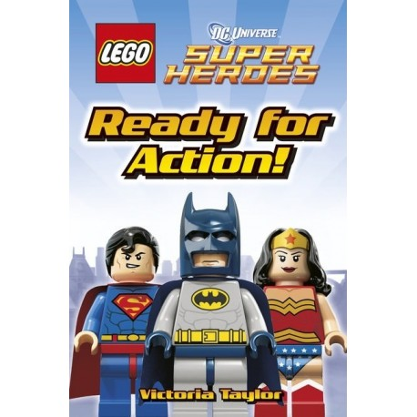 Lego super heroes - Ready for action!