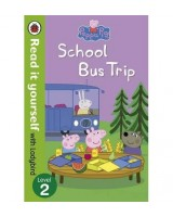 Peppa Pig - School bus trip