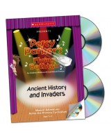 Ancient History & Invaders Pack 1 Pb/CD