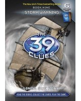 The 39 clues 9 - Storm warning