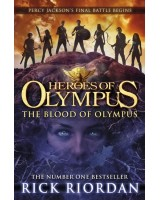 Heroes of Olympus - The blood of Olympus