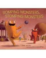 Romping monster, stomping monsters